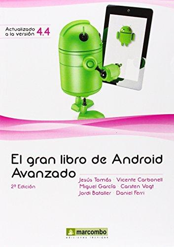 GRAN LIBRO DE ANDROID AVANZADO 2'ED