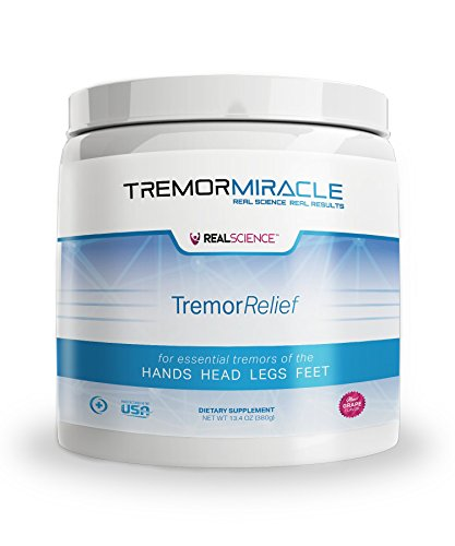 Tremor Miracle – Revolutionary Essential Tremor Relief Supplement