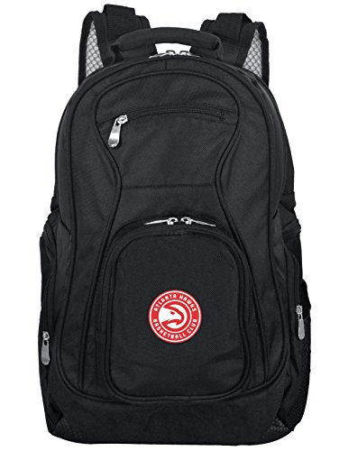 Denco NBA Atlanta Hawks Voyager Laptop Backpack, (Atlanta Hawks Bag)
