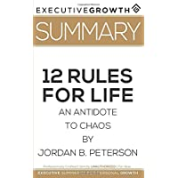 Image for Summary: 12 Rules for Life - An Antidote to Chaos by Jordan B. Peterson
