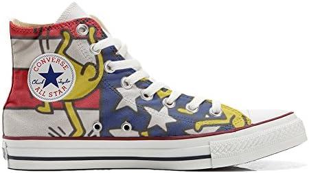 mys Schuhe Original Original personalisierte by Handmade Shoes - Flagge T�nze Verwenden