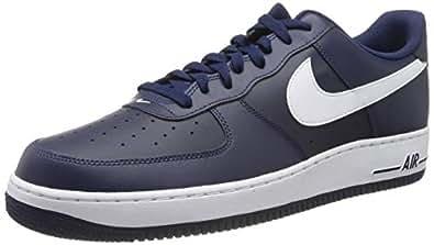 Nike Air Force 1, Men's Shoes, White 436, 7.5 UK, (42 EU,) ,NK488298