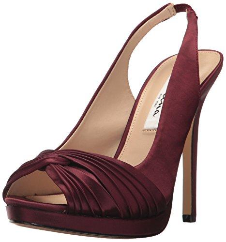Scarpe donna tacchi Wine da Felyce Dark Nina con Ys nPw1Tpq