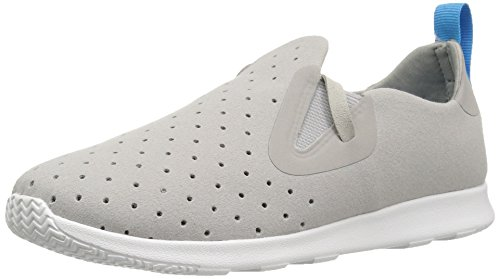 White Pigeon AP Grey Native Shell Sneaker Moc Kids' 5x0qaxwI46