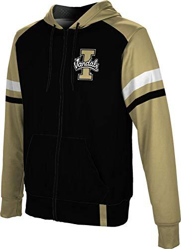 ProSphere University of Idaho Men's Full Zip Hoodie - Old School FF16 (X-Large) ()