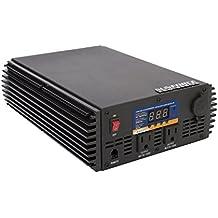 Sunforce 11240 1000 Watt Pure Sine Wave Inverter with Remote Control
