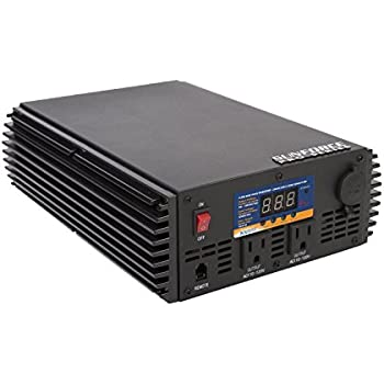 Sunforce 11240 1000 Watt Pure Sine Wave Inverter with Remote Control