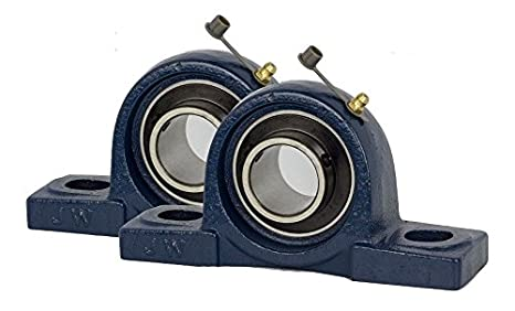 "UC202-10 5//8/"" Bore Set Screw Locking Insert Bearing 5//8/""x47mm"