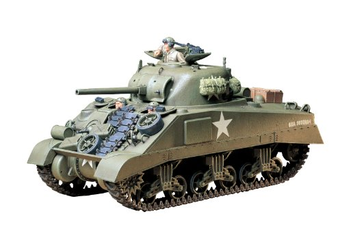 Tamiya Us Med. Tank M4 Sherman Early Production