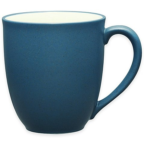 Colorwave X-Large Mug in Blue Perfect To Brighten Your Table On Any Occasion -  Noritake