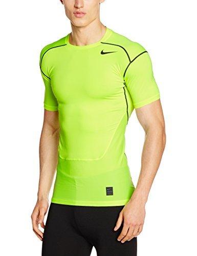 Nike Herren Kurzarm Shirt Hypercool Compression