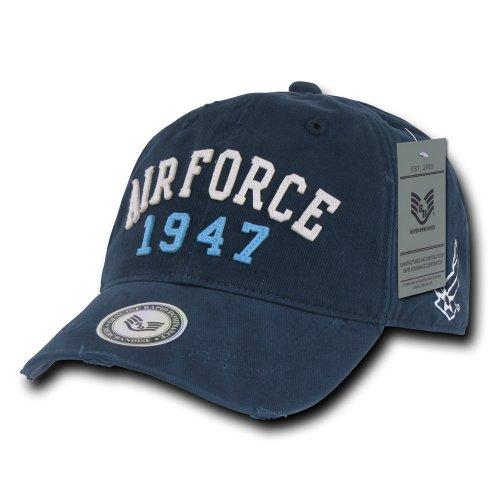 Rapiddominance Air Force Vintage Athletic Cap, ()