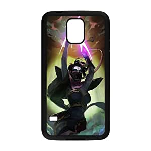 Dota 2 Samsung Galaxy S5 Cell Phone Case Black Personalized Phone Case LK5S39LI9