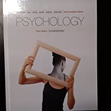 Psychology: From Inquiry to Understanding, Third Canadian Edition Plus MyLab Psychology with Pearson eText -- Access Card Package (3rd Edition)
