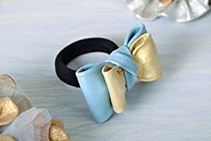 Scrunchy Made Of Genuine Leather