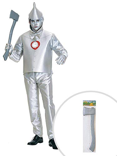 Wizard of Oz Tin Man Adult Plus Size with Axe ()