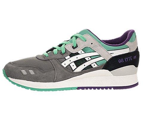 size 40 9c8a2 57e19 Asics Gel-Lyte III Men's Fashion Sneaker H405N-1101, 8.5 ...