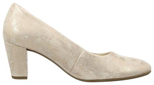 Tacco Comfort Shoes Scarpe Beige 94 Donna rame Con Gabor PgIqn5xwq