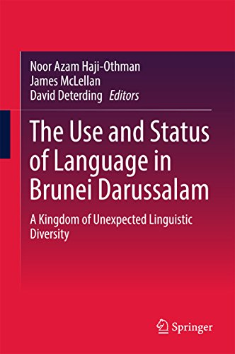 The Use and Status of Language in Brunei Darussalam: A Kingdom of Unexpected Linguistic Diversity...
