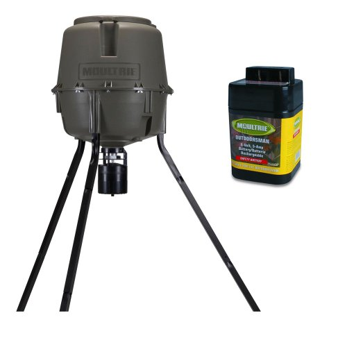 MOULTRIE Gallon Adjustable Quick Lock Battery product image