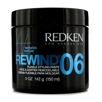 Redken Rewind 06 Pliable Styling Paste 5-Ounces Bottle
