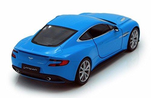 welly-aston-martin-vanquish-1-24-scale-diecast-model-car-blue
