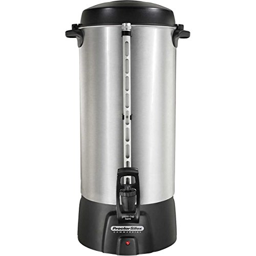 silver coffee urn - 9