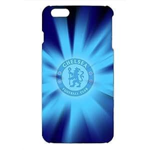 Popular Design FC FC Barcelona Team Logo Phone Case Cover For Iphone 6Plus 3D Plastic Phone Case