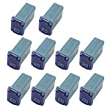 10 Flosser 608820 20 Amp Micro Cartridge Fuses - FMM MCASE Type