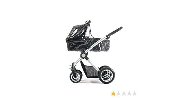 MUTSY Transporter Protector Lluvia Capazo: Amazon.es: Bebé
