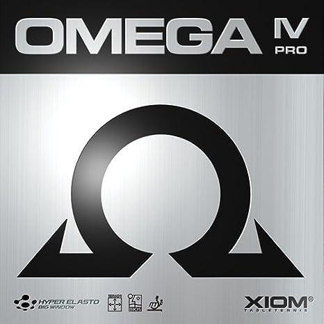 XIOM Omega IV Pro, TT de Combinado, Tenis,