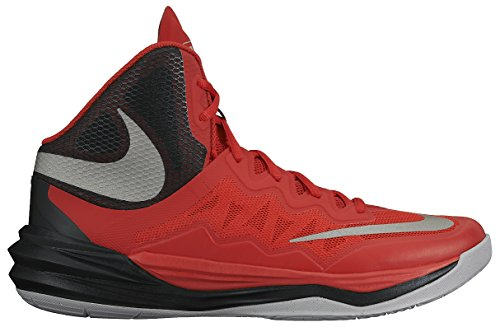 Red slvr NIKE Rd Men Black Shoes Hype Ii Basketball Wlf Rflct Prime blk 's Df Unvrsty Silver Tg8xqFZwCg