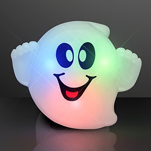 Blinky Friendly Ghost Led Soft Rings