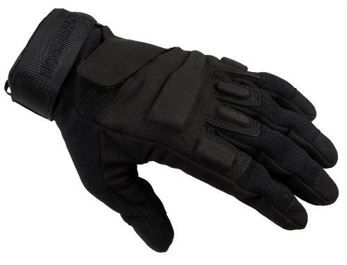 Seibertron Men's Black S.O.L.A.G. Special Ops Full Finger/Light Assault Gloves Tactical full finger BLACK XS