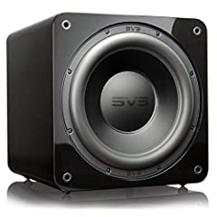 SVS SB-3000 Subwoofer - Piano Gloss Black       Chest-thumping output and extreme low frequency extension with stunning refinement and musicality - reference subwoofer performance has never been available in this price range or from a ...