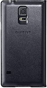 Samsung S-View Flip Cover Case for Galaxy S5 - Black