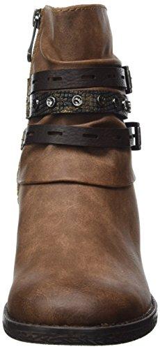 Brown Ant Marco Tozzi com Cognac WoMen Boots 25413 nwnp6qSOPx