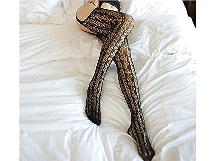 Medias Sexy Para Mujer Medias De Rejilla Elasticos Correa De Liga Liguero Medias Pantalones De Malla