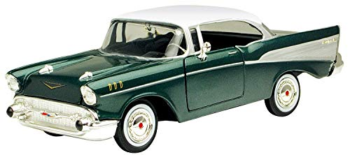 ir Coupe Motormax 1:24 Diecast Green ()