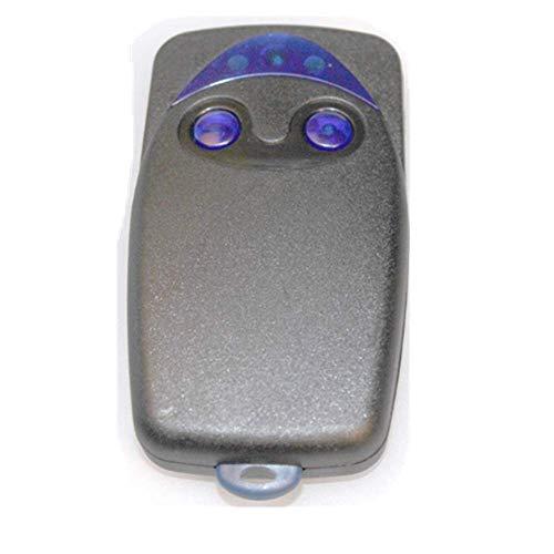 Price comparison product image SEADOSHOPPING Nice Flor-s Compatible Rolling Code Remote Transmitter, Handset, KeyFob for Garage Door and Gate