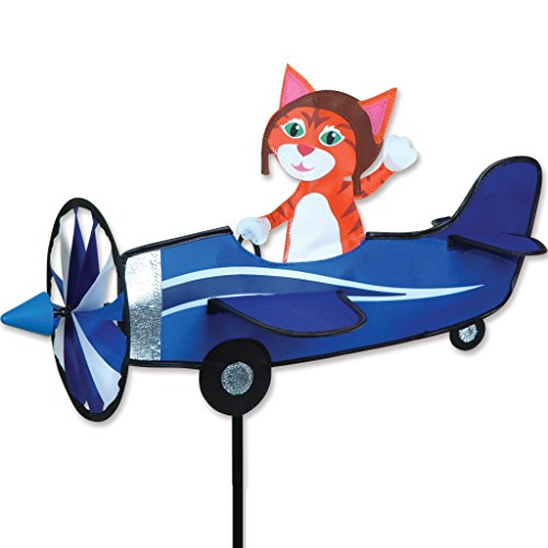 Premier Kites Pilot Pal Spinner - Orange Cat ()