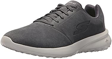 Skechers Performance Men's on-the-Go City 3.0-Deluxe Sneaker, Carbón