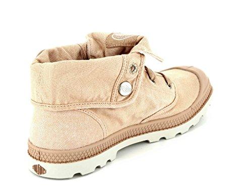 Palladium Baggy Low 93314-671 Damen Boots & Stiefeletten in Mittel Rosa
