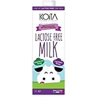Koita Lactose-Free Non Hormone Milk , 1 Liter