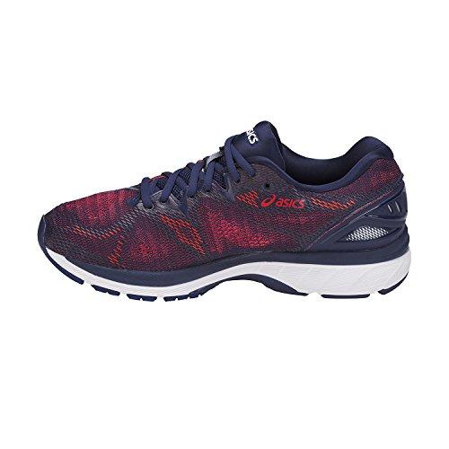 ASICS Men's Gel-Nimbus 20 Running Shoe, Indigo