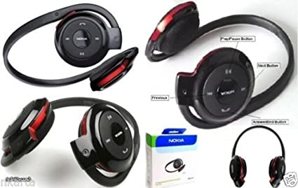 Nokia Bluetooth Headset Bh 503 Stereo Headset Wireless Amazon In Electronics