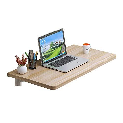 ZXYY Mesa Plegable Cocina y Comedor montados en la Pared Mesa de Escritorio portatil Plegable Flotante Simple Ahorrador de Espacio 13 tamanos