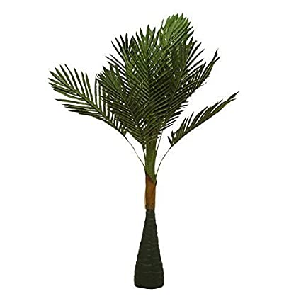 Buy Jkm Real Look Like Palm Tree Areca Plant 3 25 Ft 12 Branches