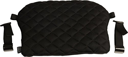 (Pro PadQuilted Diamond Mesh Medium Gel Motorcyle Seat Pad)