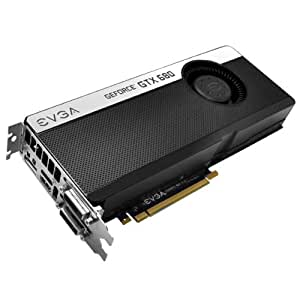EVGA GeForce GTX680 SC SIGNATURE+ 2048 MB GDDR5 DVI DVI-D HDMI DisplayPort 4-Way SLI Ready Graphics Card, 02G-P4-2685-KR